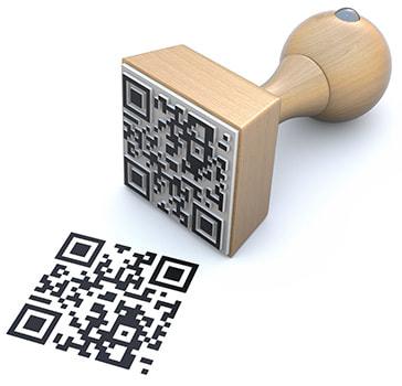 Barcode-Stamp
